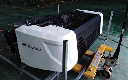 Diesel Engine Driven Truck Refrigeration Unit